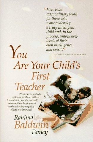 9780890875193: You are Your Child's First Teacher