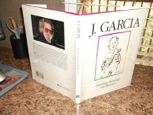 J. Garcia: Paintings, Drawings, and Sketches (0890876819) by Garcia, J.; Garcia, Jerry