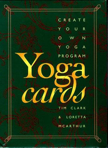 9780890877401: Yoga Cards: Create Your Own Yoga Program