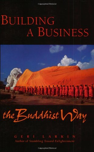 9780890878880: Building a Business the Buddhist Way