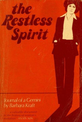 9780890879177: The restless spirit: Journal of a Gemini
