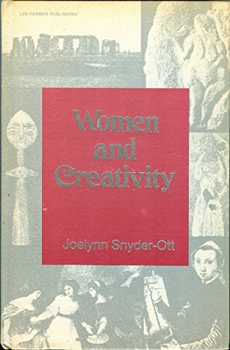 9780890879894: Women and Creativity