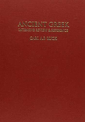 9780890894262: Ancient Greek: Intensive Review and Reference