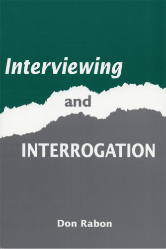 9780890894880: Interviewing and Interrogation