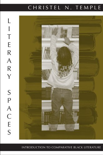 9780890895641: Literary Spaces: Introduction to Comparative Black Literature