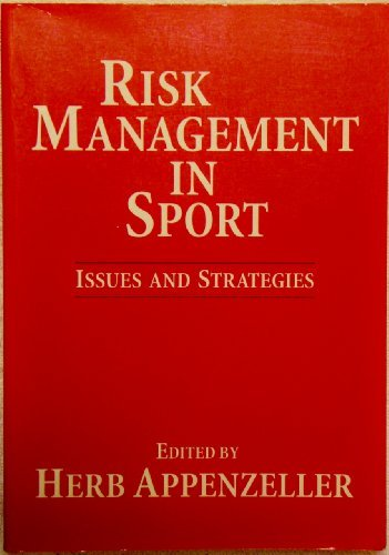 9780890896662: Risk Management in Sport: Issues and Strategies