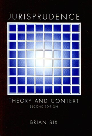9780890896761: Jurisprudence: Theory and Context, Second Edition
