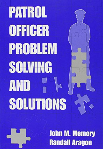 9780890898574: Patrol Officer Problem Solving and Solutions