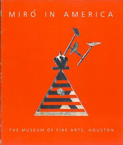 9780890900079: Miró in America