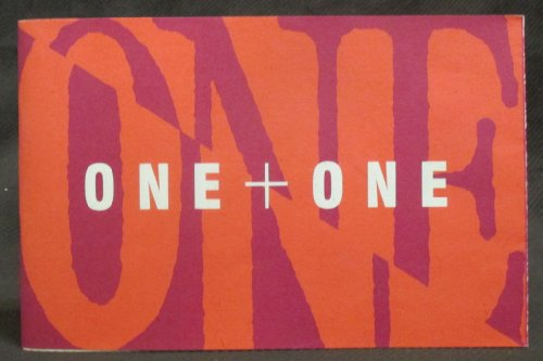 One + One: Collaborations By Artists and Writers: Landay, Janet and Donald Barthelme