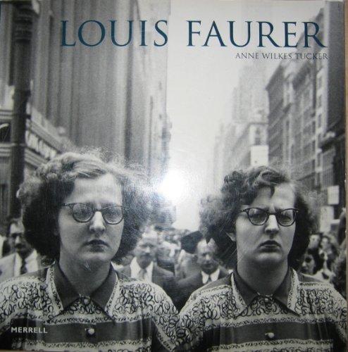 9780890901052: Louis Faurer