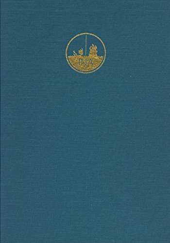 YASSI ADA VOLUME I: A SEVENTH - CENTURY BYZANTINE SHIPWRECK: Bass, George F. and Doorninck, Jr., ...