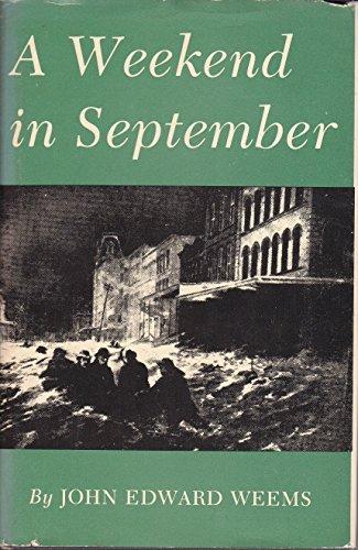 9780890960974: Weekend in September