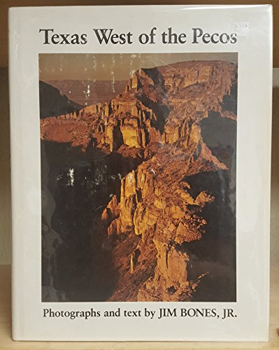 9780890961179: Texas West of the Pecos