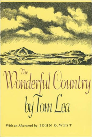 9780890961858: The Wonderful Country: A Novel