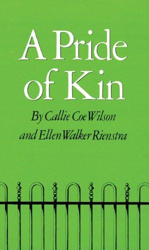 9780890962268: A Pride of Kin (Wardlaw Books)