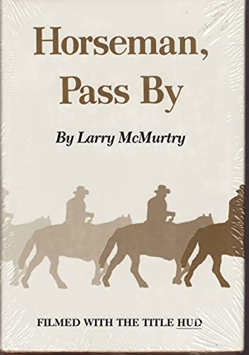 9780890962411: Horseman, Pass by  (Southwest Landmark)