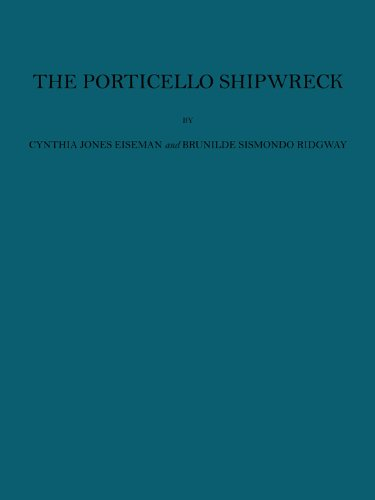 The Porticello Shipwreck: A Mediterranean Merchant Vessel of 415-385 B.C (Ed Rachal Foundation ...