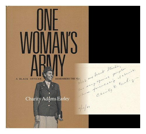 One Woman's Army : A Black Officer: Earley, Charity A.