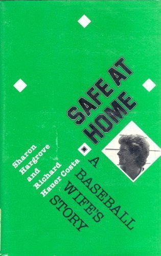 9780890963760: Safe at Home: A Baseball Wife's Story