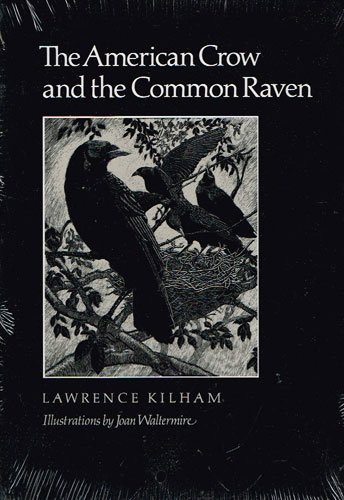 9780890963777: The American Crow and the Common Raven