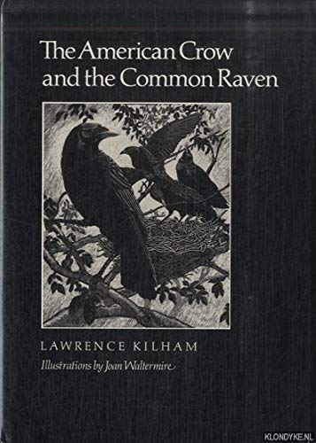 9780890963777: American Crow & Common Raven (W L MOODY, JR, NATURAL HISTORY SERIES)
