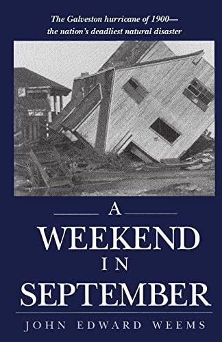 9780890963906: A Weekend in September