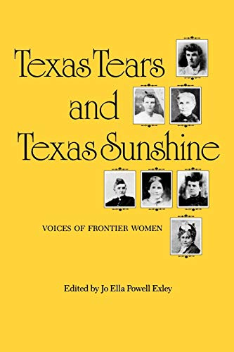 Texas Tears and Texas Sunshine: Voices of: Jo Ella Powell