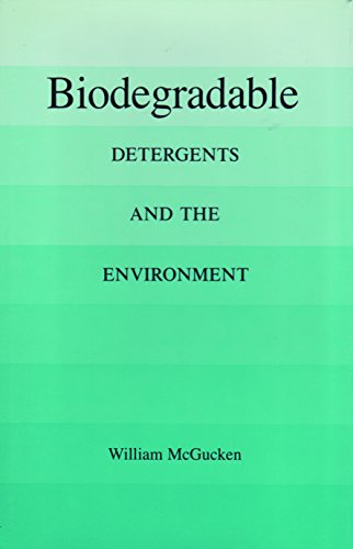 9780890964798: Biodegradable: Detergents and the Environment (Environmental History Series)
