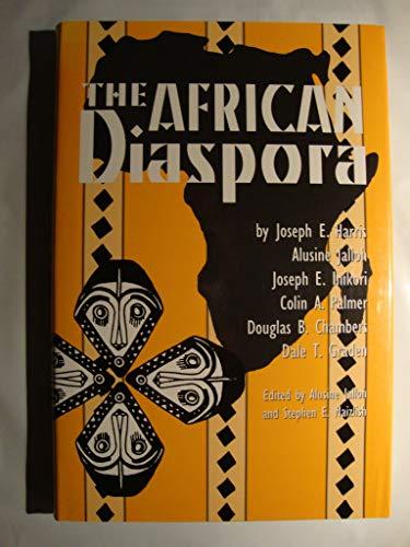 9780890967201: The African Diaspora (WALTER PRESCOTT WEBB MEMORIAL LECTURES)