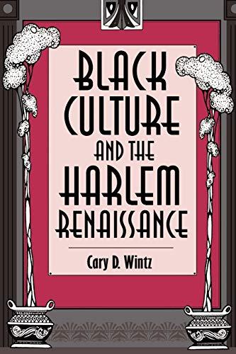 9780890967614: Black Culture and the Harlem Renaissance
