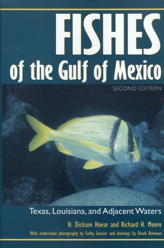 9780890967676: Fishes of the Gulf of Mexico: Texas, Louisiana, and Adjacent Waters, Second Edition (W. L. Moody Jr. Natural History Series)