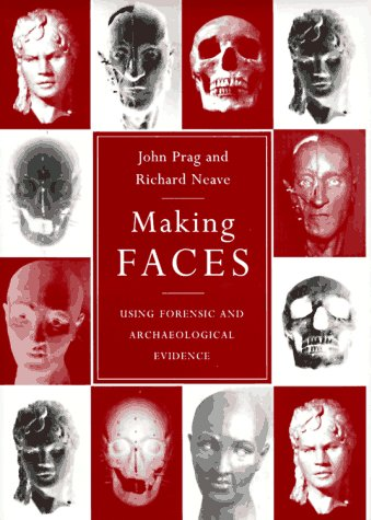 9780890967843: MAKING FACES (Texas A&m Anthropology)