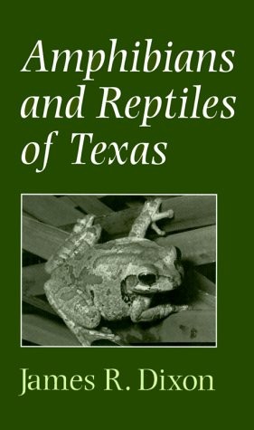 9780890969199: Amphibians and Reptiles of Texas (W.L. Moody Jr. Natural History Series)