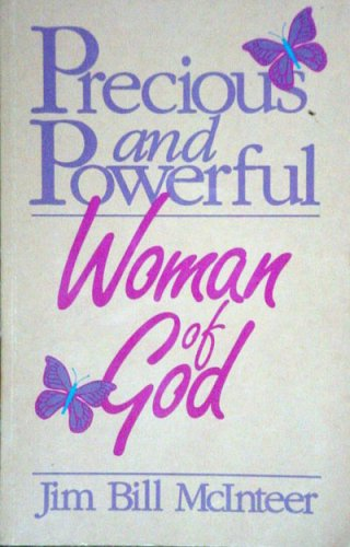 9780890981092: Precious and Powerful Woman of God