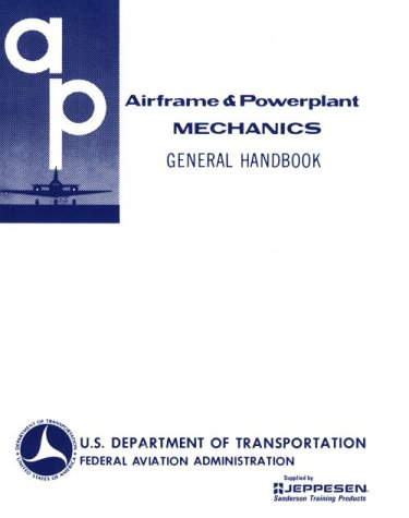 9780891000785: Airframe and Powerplant Mechanics' General Handbook (Ea-Ac 65-9a)