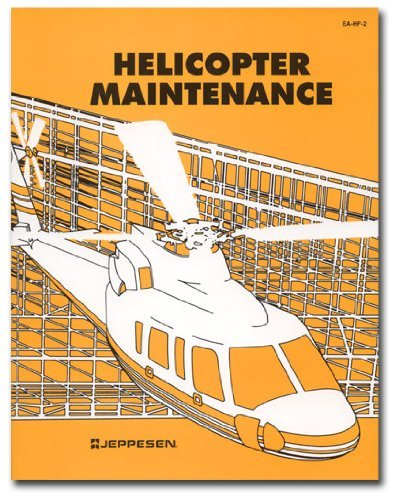 9780891002819: Helicopter Maintenance