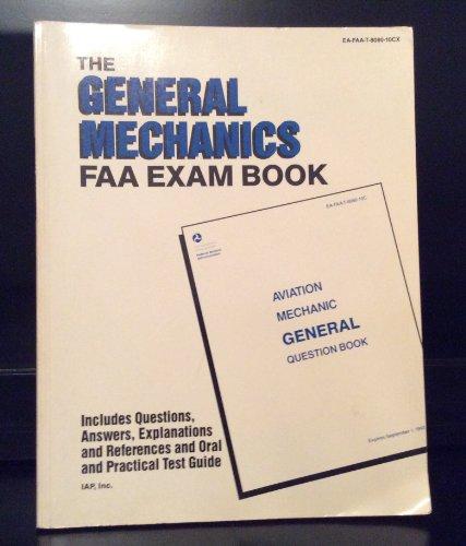 General mechanics FAA exam book (An IAP, Inc. training manual)