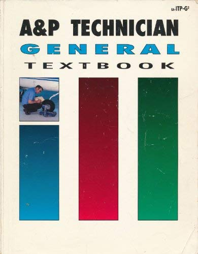 9780891003915: A and P Technician General Textbook