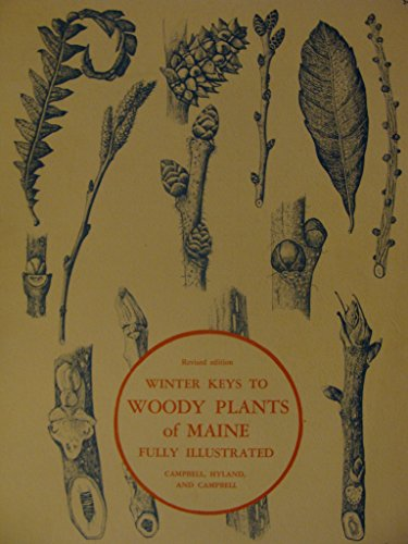 9780891010340: Winter Keys to Woody Plants of Maine