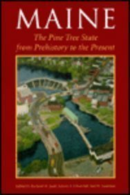 9780891010821: Maine: The Pine Tree State from Prehistory to the Present