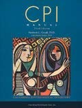 9780891060345: CPI Manual. Third Edition, California Psychological Inventory: Administrator's guide