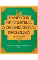Handbook of Industrial and Organizational Psychology ,second edition,four volume set: Triandis, ...