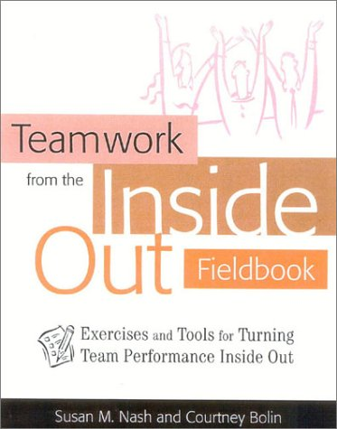 9780891061724: Teamwork from the Inside Out Fieldbook: Exercises and Tools for Turning Team Performance Inside Out