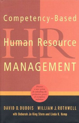 9780891061748: Competency-Based Human Resource Management