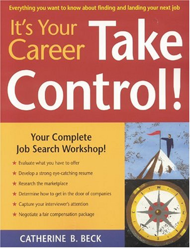 9780891061830: It's Your Career--Take Control!