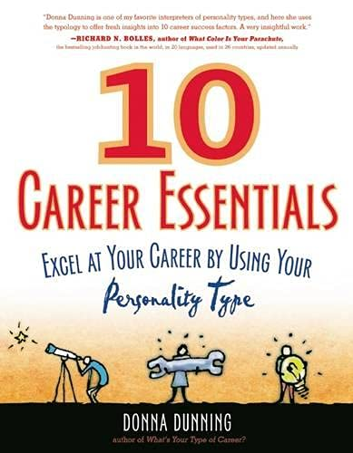 9780891063780: 10 Career Essentials: Putting Your Personality Type to Work