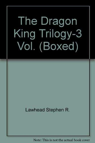9780891073277: In the Hall of the Dragon King/The Warlords of Nin/The Sword and the Flame (The Dragon King Trilogy 1-3)