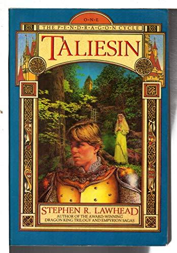 9780891074076: Taliesin (The Pendragon Cycle, Book 1)