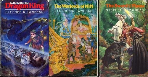 9780891075660: In the Hall of the Dragon King/The Warlords of Nin/The Sword and the Flame (The Dragon King Trilogy 1-3)